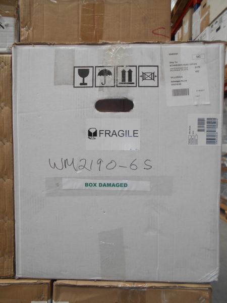 WM21906S schweigen silent rangehood wallmount 600mm