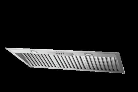 Schweigen Non Silent BBQ 100cm Undermount - Twin inbuilt Motors CLUM10