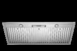Schweigen Non Silent BBQ 120cm Undermount - Twin inbuilt Motors CLUM12